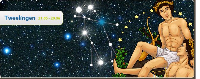 Tweelingen - Gratis horoscoop van 15 oktober 2019 topparagnosten